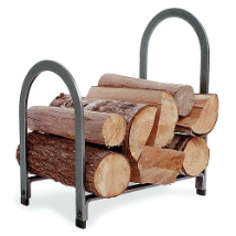 Offset Arch Log Rack
