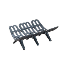 Sampson Fireplace Grate In Different Sizes With Optional Expandable Parts
