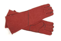 Suede Hearth Gloves