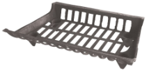 Cast Iron Fireplace Log Grate