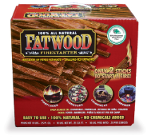 Fatwood 10 Pounds in Color Carton