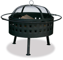 Uniflame Aged Bronze Fire Pit