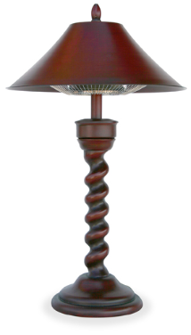 "Endless Summer Tabletop ""New Orleans""  Electric Halogen Patio Heater"