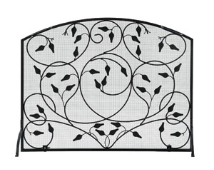 Leaves Fireplace Screens