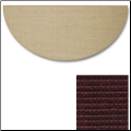 Sunset Natural Sisal Half Round Rug (SKU: 10894)