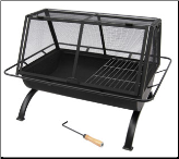 Northwoods Outdoor Fire Pit (SKU: 5LU-28305)