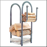 Fire Center Log Rack (SKU: EN-LR12B)