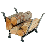 Country Home Log Rack (SKU: EN-LR13)