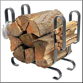 Large Modern Log Rack (SKU: EN-LR19A)