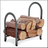 Offset Arch Log Rack (SKU: EN-LR4)