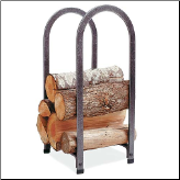 Vertical Arch Log Rack (SKU: EN-LR5)