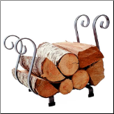 Sleigh Log Rack (SKU: EN-LR6)