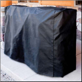 "144"" Heavy-Duty Firewood Rack Cover (SKU: 5WZ-COVER-144)"