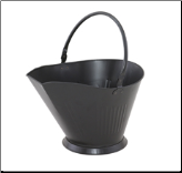 Black Coal Hod (SKU: C-1704)