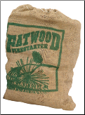 Fatwood 8 Pounds in Burlap Sack (SKU: C-1751)