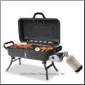 DELUXE OUTDOOR LP GAS BARBECUE GRILL (SKU: GBT1030S)
