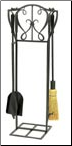 Cypher Collection Fireplace Tools (SKU: VW-21)