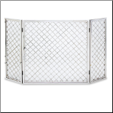 Hartwick 3 Panel Fireplace Screen (SKU: 1824)