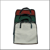 Canvas Log Carrier (SKU: 1091)