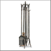 Pilgrim Portfolio Fireplace Tools (SKU: 18179)