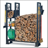 "60"" Garden & Wood Rack (SKU: 18565)"
