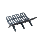 Sampson Fireplace Grate In Different Sizes With Optional Expandable Parts (SKU: 5HY-G500)