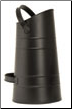 Black Pellet/Coal Scuttle (SKU: C-67)