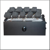Coal Vent Free Gas Burners (SKU: C9)