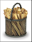 Twisted Rope Fatwood Caddy (SKU: FWC-30)