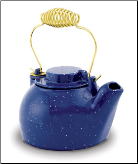 Cast Iron Humidifying Kettle (SKU: T-16)