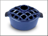 Lattice Top Wood Stove Steamers (SKU: T-50)