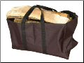 Black Canvas Square Carrier with Sides (SKU: W-1171)