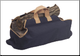 ADAMS Canvas Firewood Carrier  DISCONTINUED (SKU: 30400)