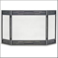 Lanier 3 Panel Fireplace Screen